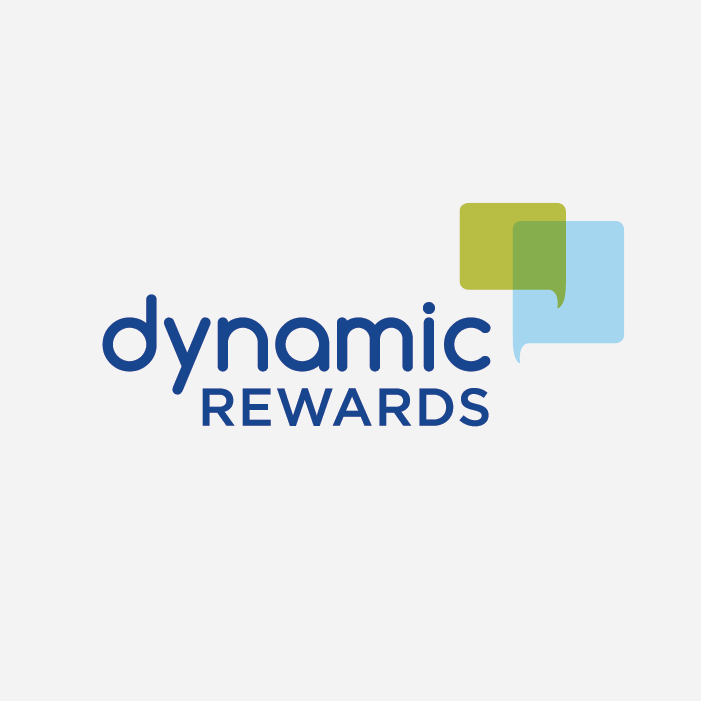 Logo for inter-office rewards program