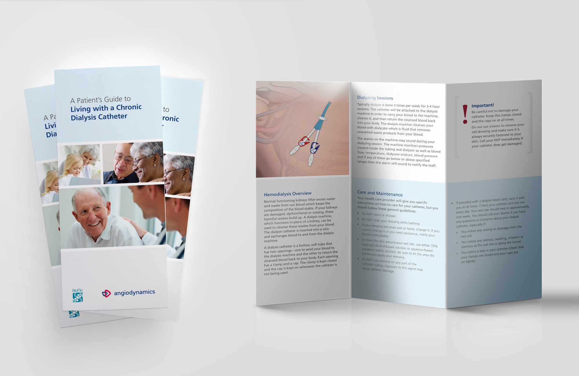 BioFlo Dialysis Catheter Patient Guide