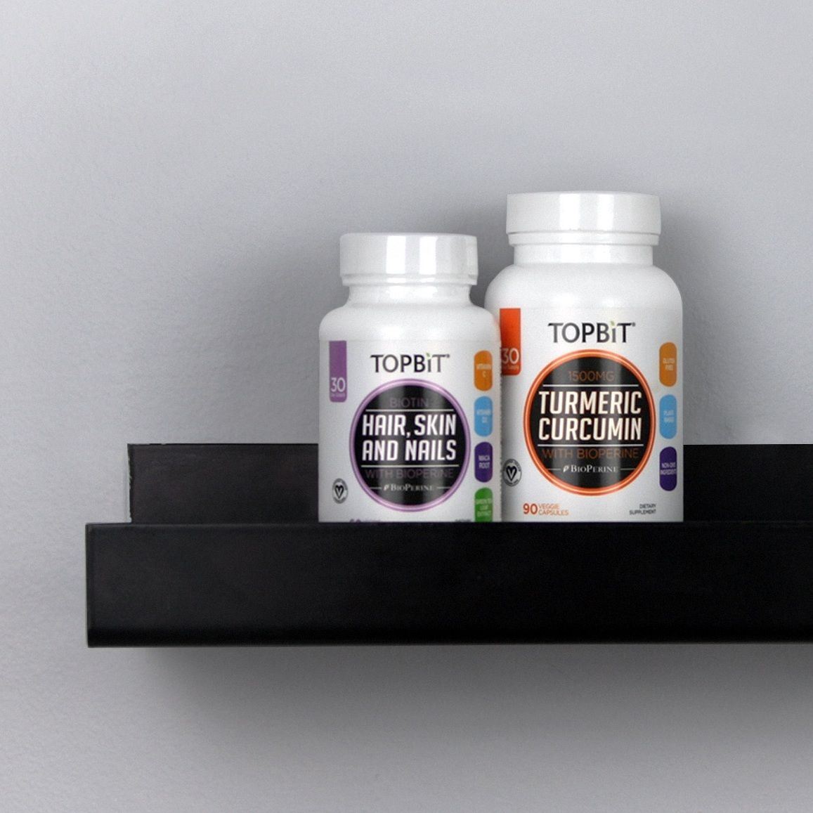 Beauty and Health Supplements