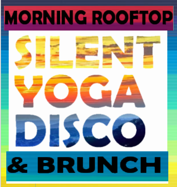 Aug 24th, 20199:ooam - 11:00am - MORNING ROOFTOPSILENT YOGA DISCO & BRUNCHat Fat Pie PizzaJoin us for a morning of Yoga & a Vegan brunch on the rooftop of Fat Pie Pizza.Doors open at 8:30amYoga lead by Katerina Hardin (all levels) from 9-10amVegan brunch served 10-11amProudly serving TROVE coffee.Remember to bring your mat!!Please arrive early to sign a waiver and get settled in.Note: Reservations & ticket purchase ahead of the date are required to know how much food / coffee will be needed. Tickets will close 8/22/19 at 11:59pm.
