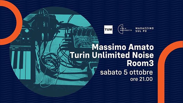 We are ready - this Saturday live Jazz + Techno with  @tun_torinounlimitednoise - Trio with the great @fabiogiachino on keys and @mattiabarbieridrum on drums. So proud of this new project! Powered by  @magazzinosulpo_murazzi   @jazzotech @tum_torino . . #technojazz #jazztrio #magazzino #murazzi #murazzidelpo #murazzitorino #tuntorino #magazzinosulpo