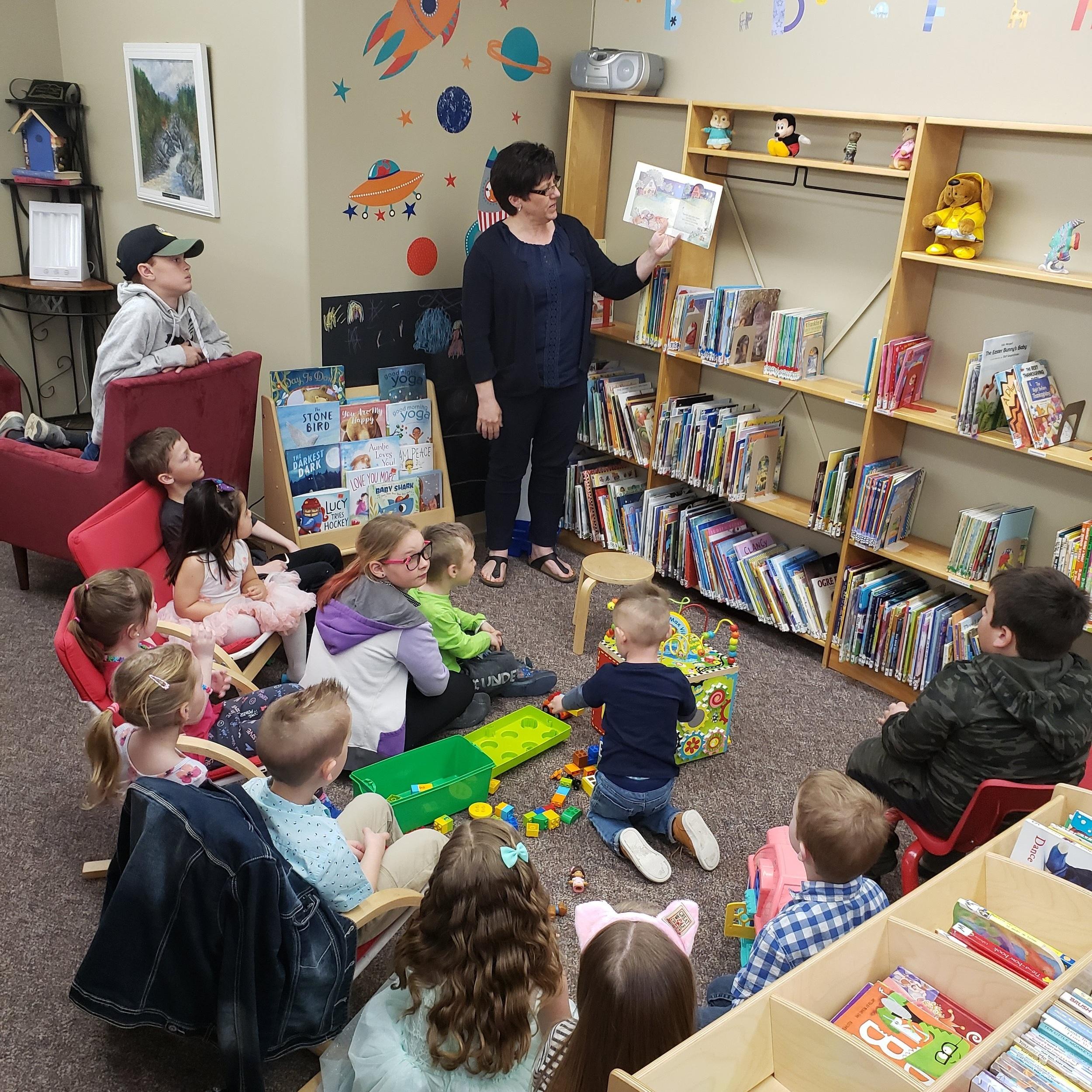 Black River-Matheson Public Library