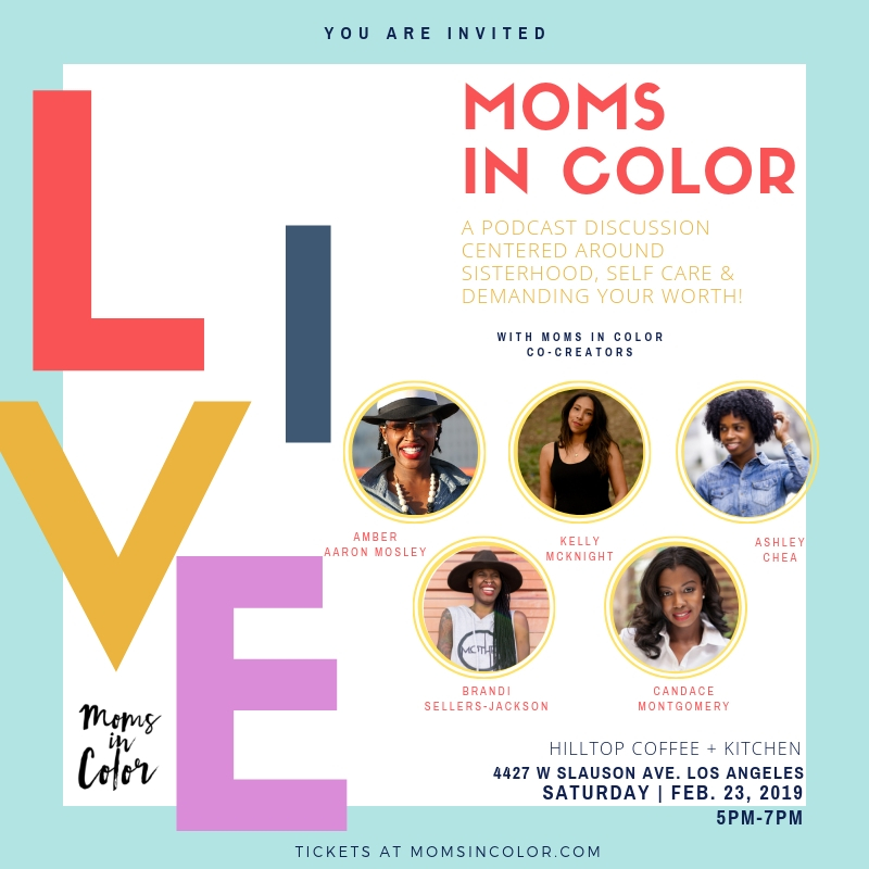 Moms In Color Live