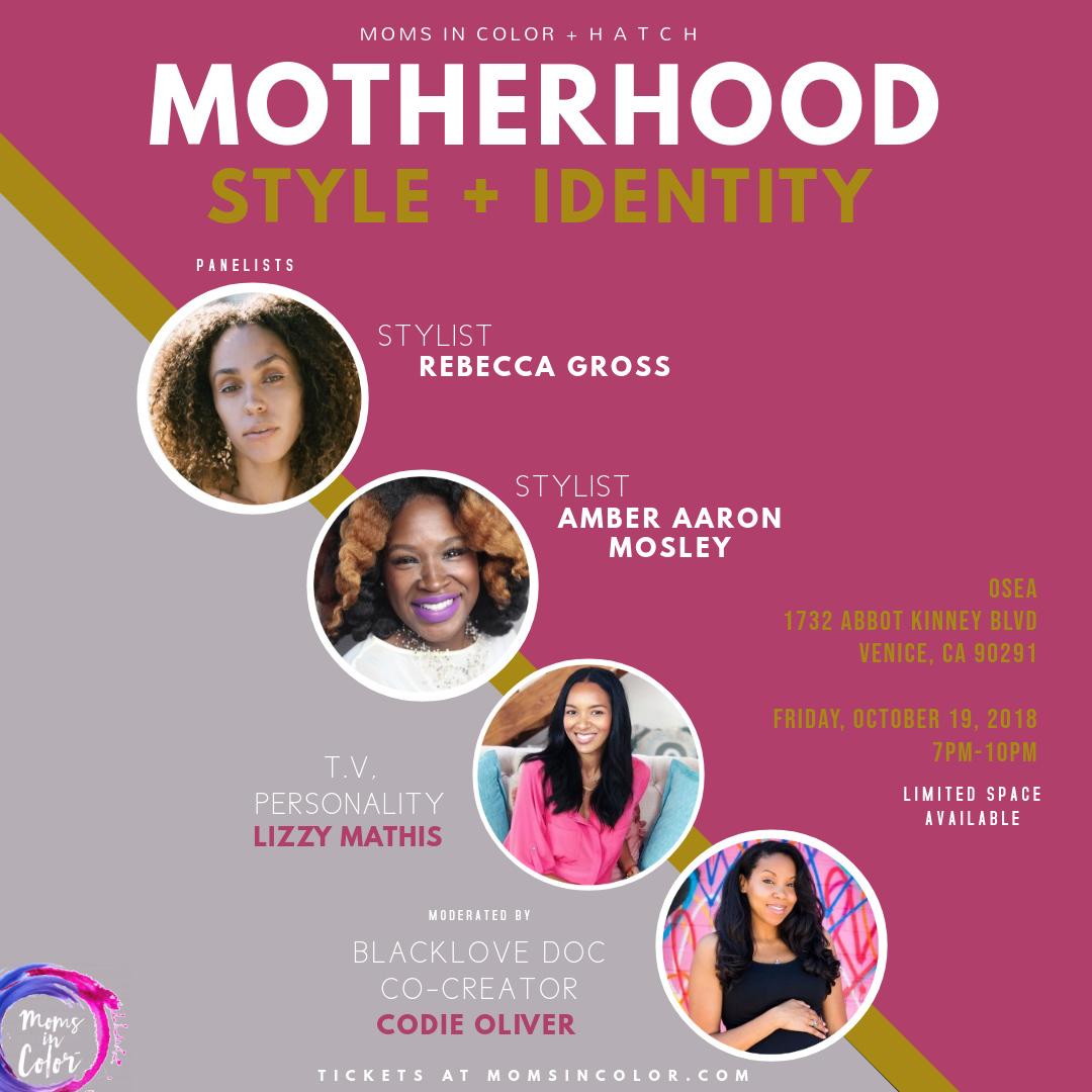 Motherhood Style + Identity