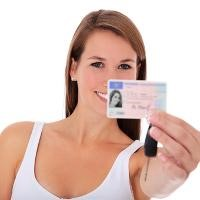 Driver's license or concealed carry license? Shouldn't matter.