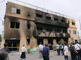 Kyoto, Japan arson attack…33 dead