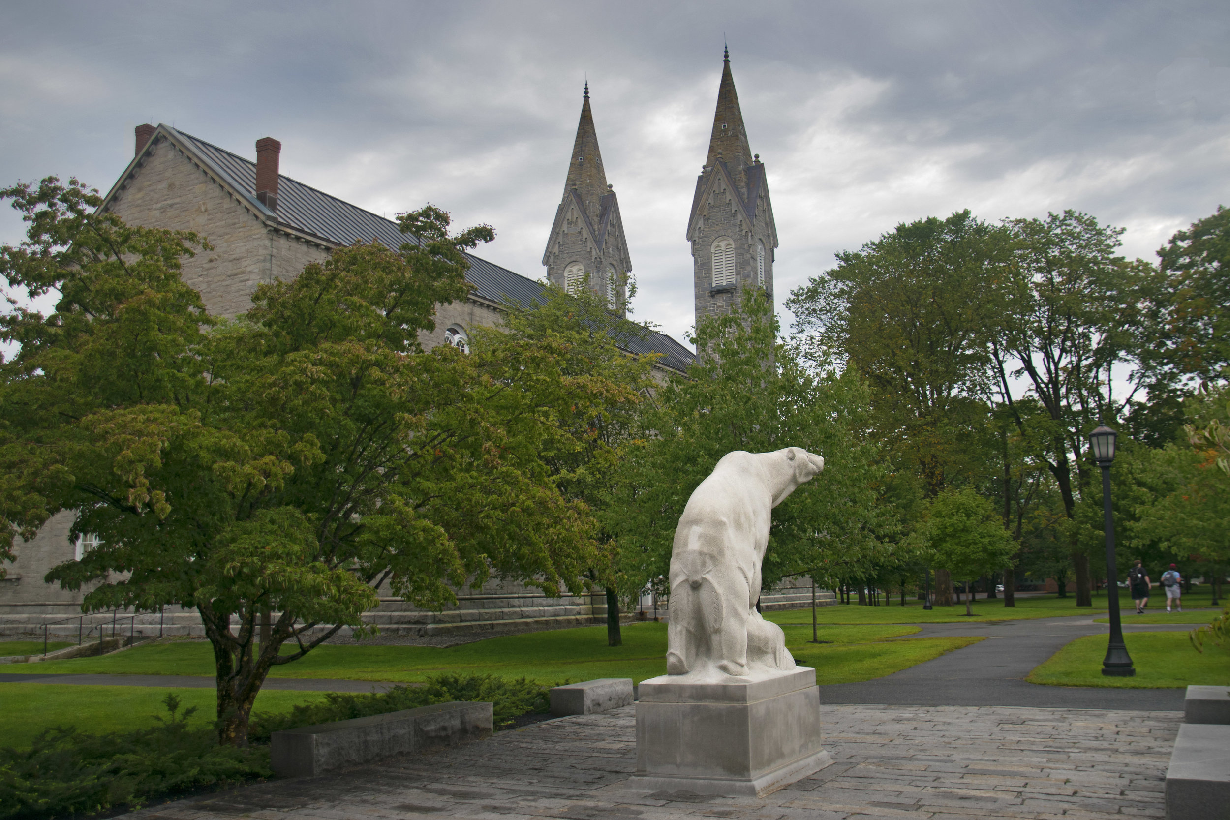 Bowdoin's Campus; photo courtesy Flickr user Ron Cogswell, some rights reserved.