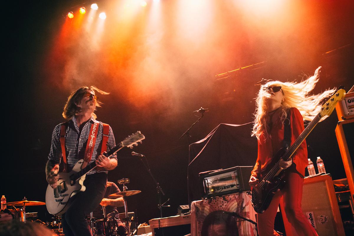 Eagles of Death Metal, Hollywood Palladium