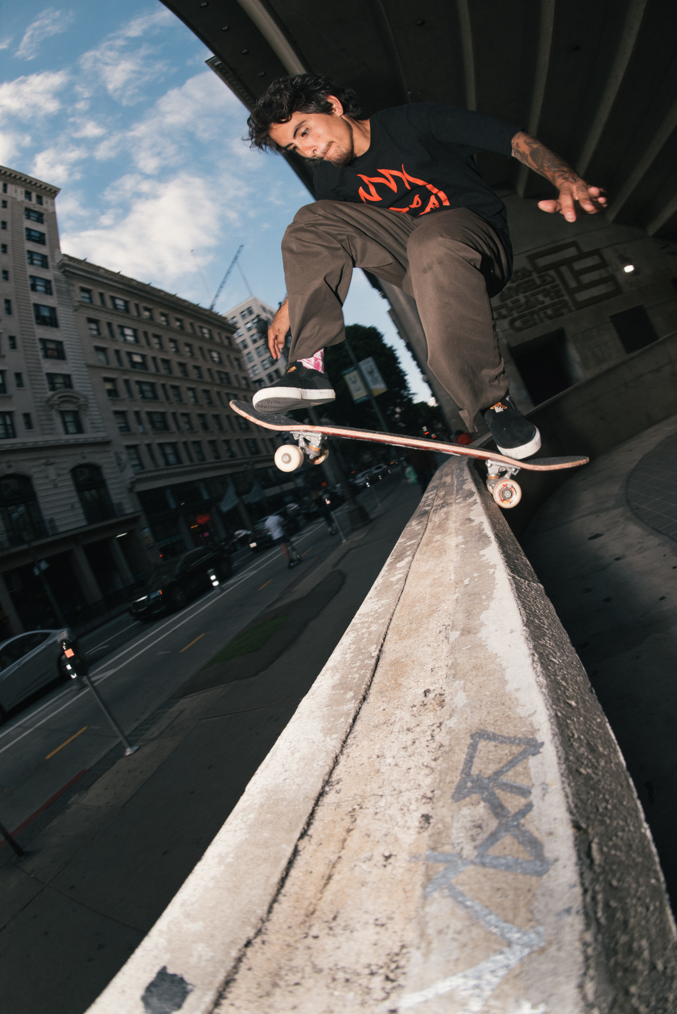 Chris Rivera, Wallie over to drop