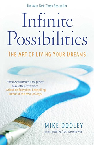 Workshop Training - I wanted to learn more from Mike Dooley, so I got his book Infinite Possibilities: The Art of Living Your Dreams and went to his conference in Denver to become a certified trainer.It was perfect! I was wanting to add workshops to my coaching practice and this is the workshop that had such a personal connection to me.
