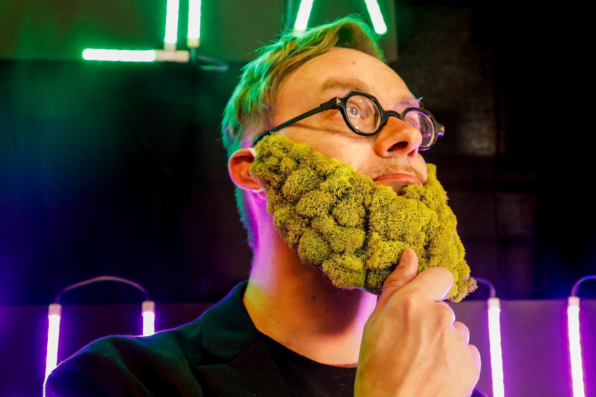 Post-metabolism, Moss Beard.jpg