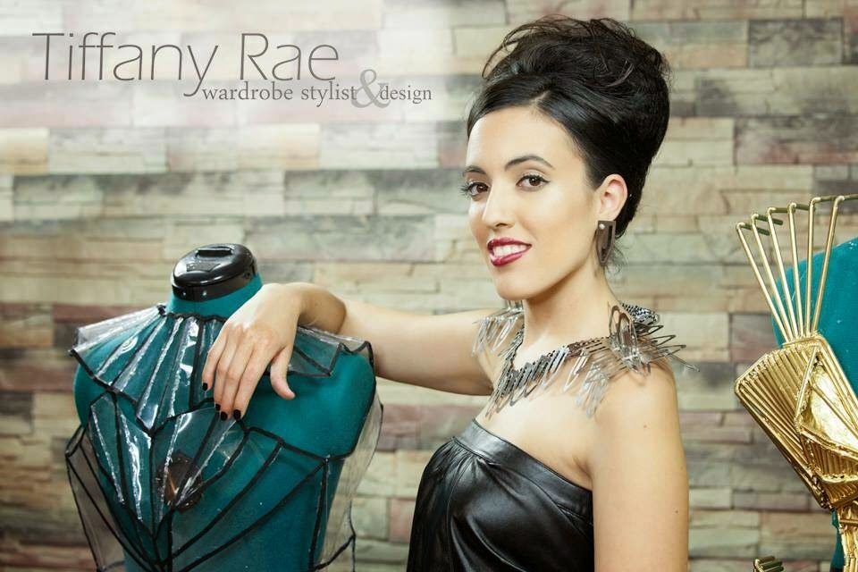 Tiffany Rae, Fashion Designer