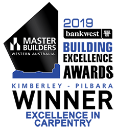 2019 MBA Building Excellence Award Winner - Broome Builders