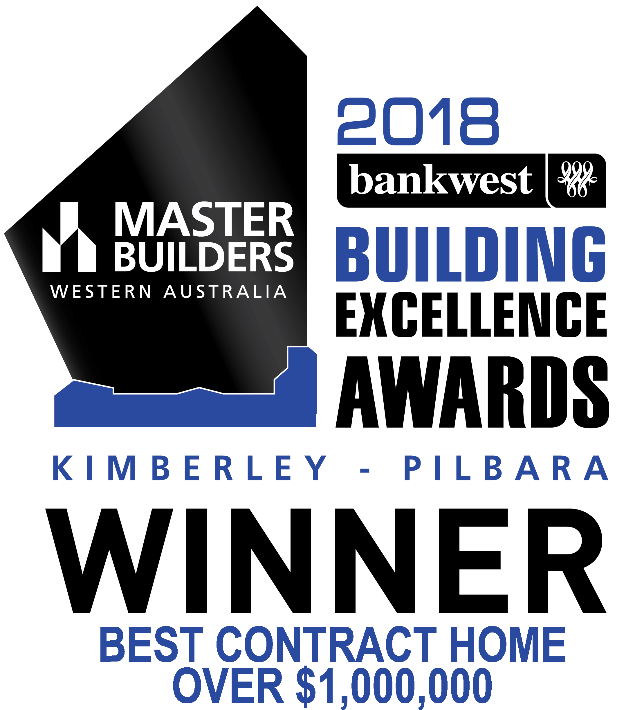 2018 MBA Building Excellence Award Winner - Broome Builders