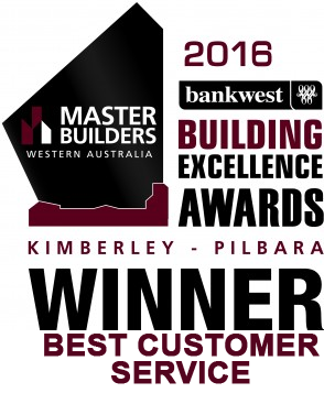 2016 MBA Building Excellence Award Winner - Broome Builders