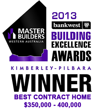 2013-BEA-KIMBERLEY-PILBARA_Winner Best Contract Home 350.png