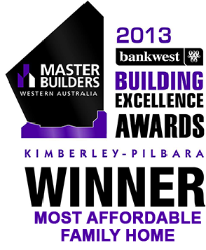 2013-BEA-KIMBERLEY-PILBARA_Winner Most Affordable Family Home.png