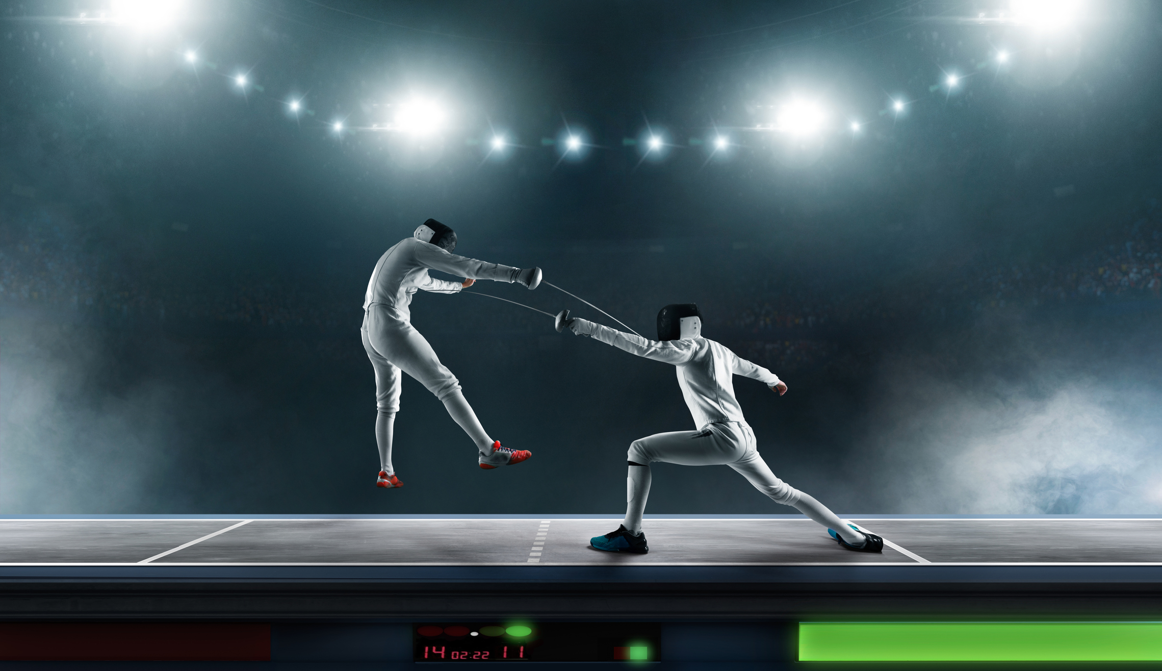 Do you have what it takes? - Prove it.Las vegas Fencing academy