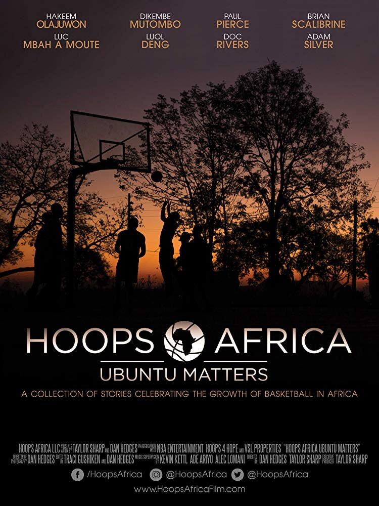 Music from JSWISS appears in this inspiring 2017 documentary, that premiered on NBA TV, about the growth and great impact of basketball in Africa as it focuses on the work of the organization Hoops 4 Hope, the road for a promising Zimbabwean player and the NBA legends that emerged from the continent.