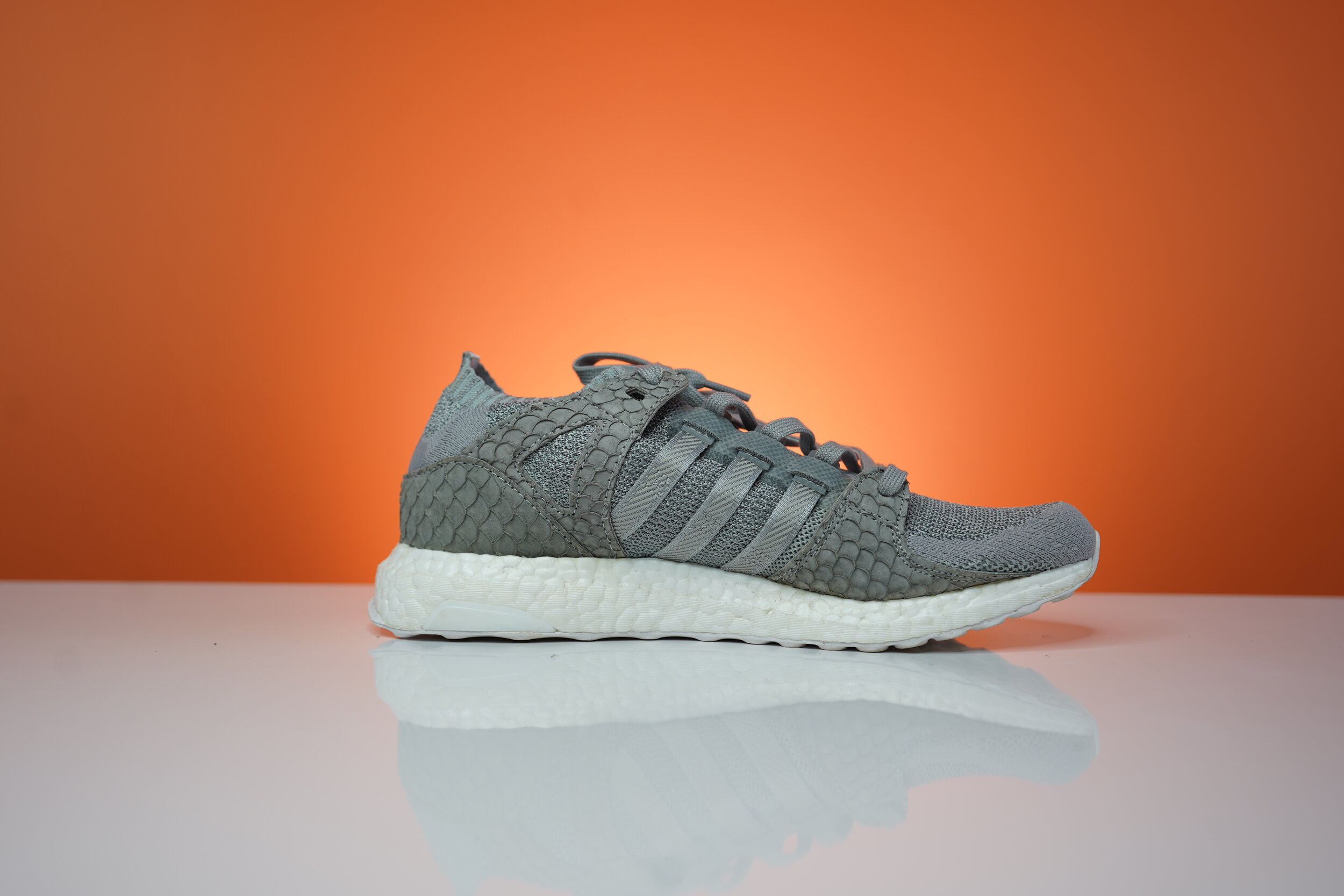 adidas Ultra Boost EQT Support Pusha T King Push Greyscale