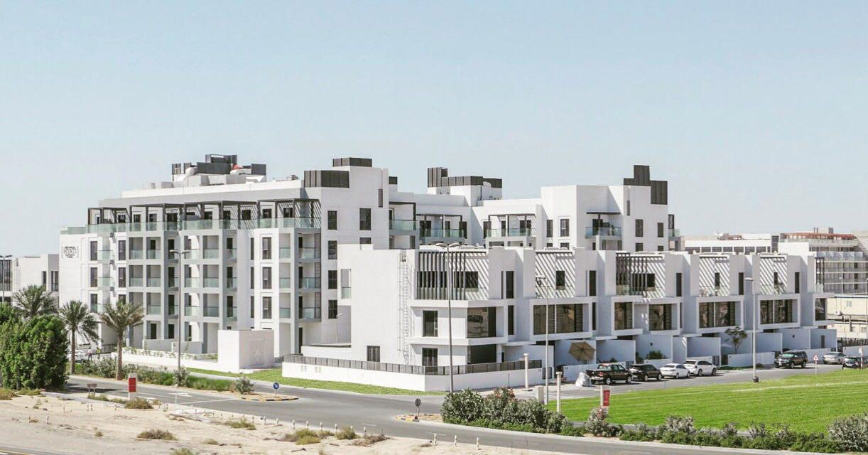 Aurora completes Hyati Residence - Boutique private investor and property developer Aurora has completed 20 townhouses of contemporary urban project Hyati Residence in Jumeirah Village Circle, Dubai