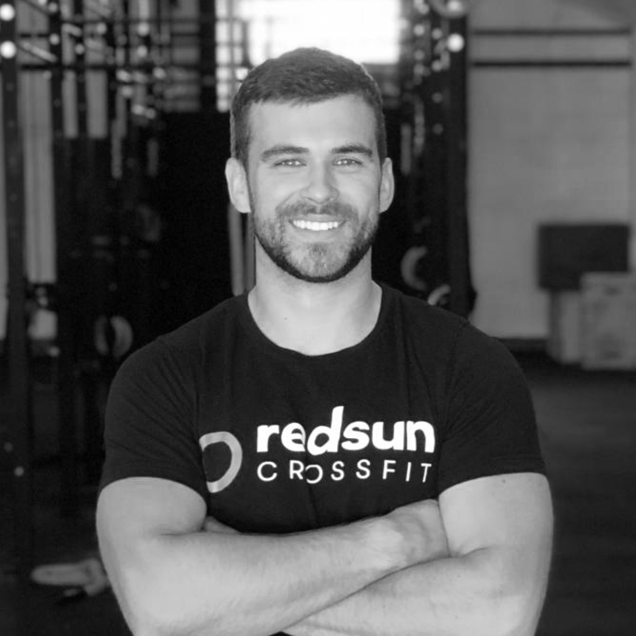 Ben   has been coaching CrossFit since 2013 after leaving behind the corporate world and desk jobs and never looking back. He currently holds a CrossFit Level 3 as well as a number of additional speciality courses. He has a true passion for fitness and this has lead him through multiple Head Coach roles to his current role now as an Owner/Coach.  Grab him to chat about anything fitness or motorcycles when you see him!