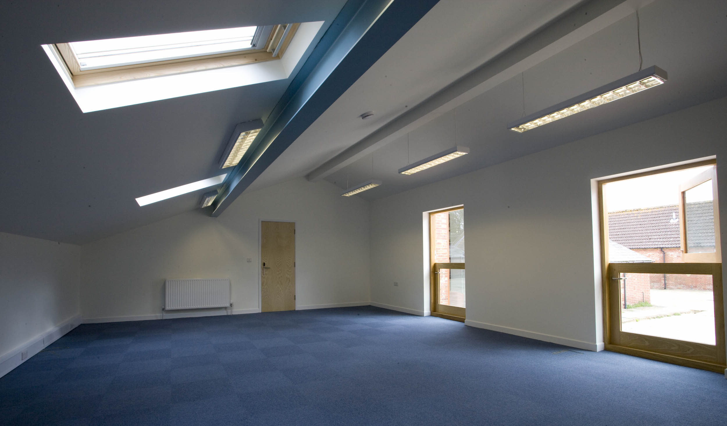 Office space at Efford Park