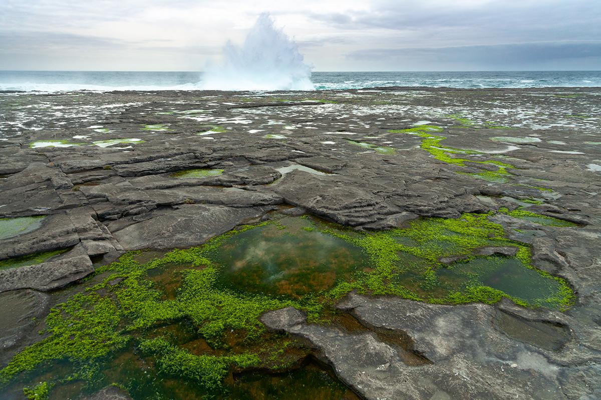 Shoreline on Inis Meáin