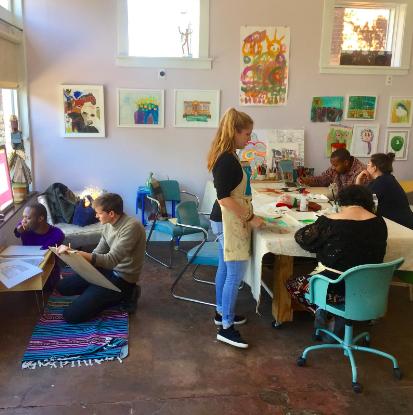 studio ARtists & mentors -