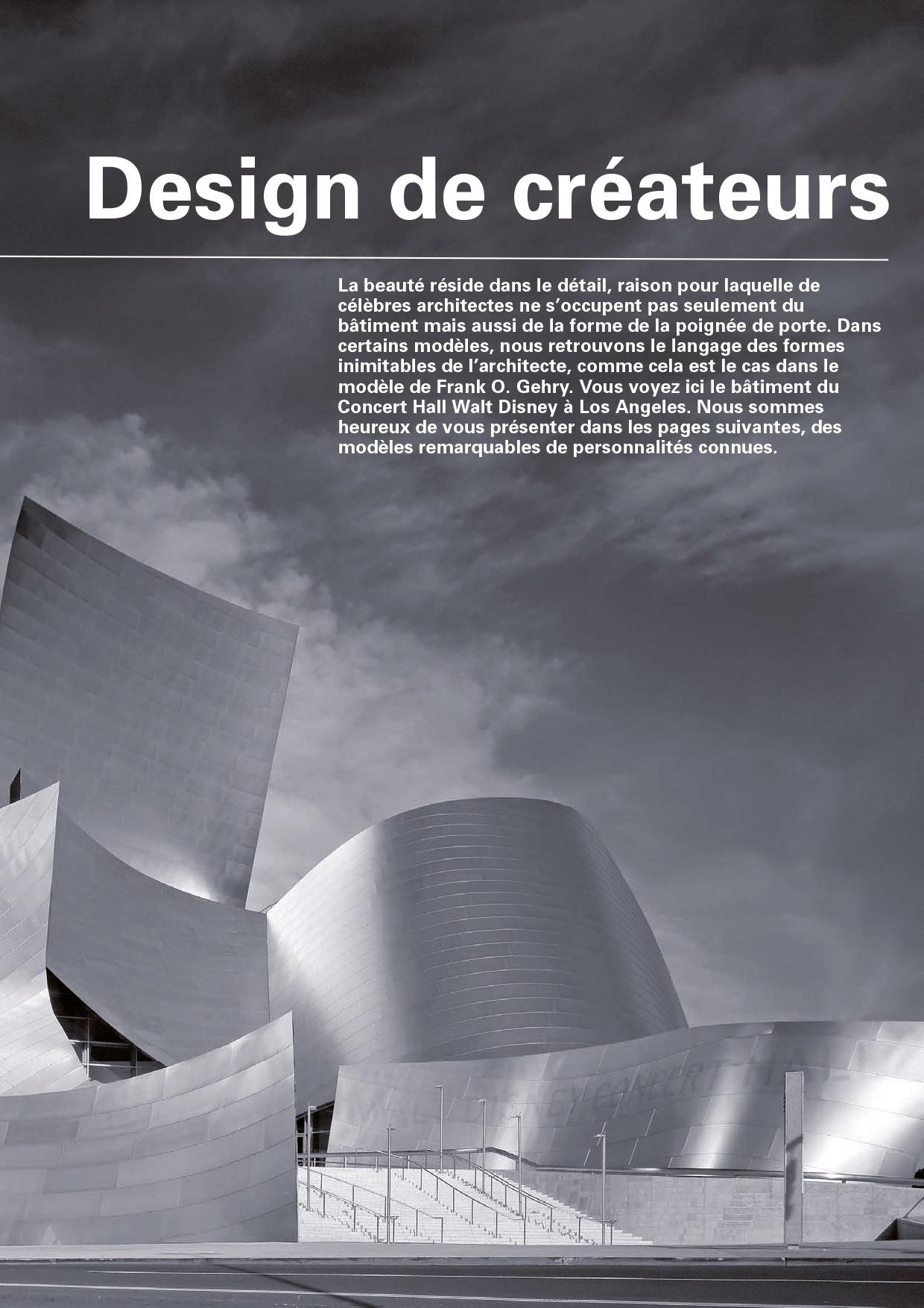 Design de créateurs
