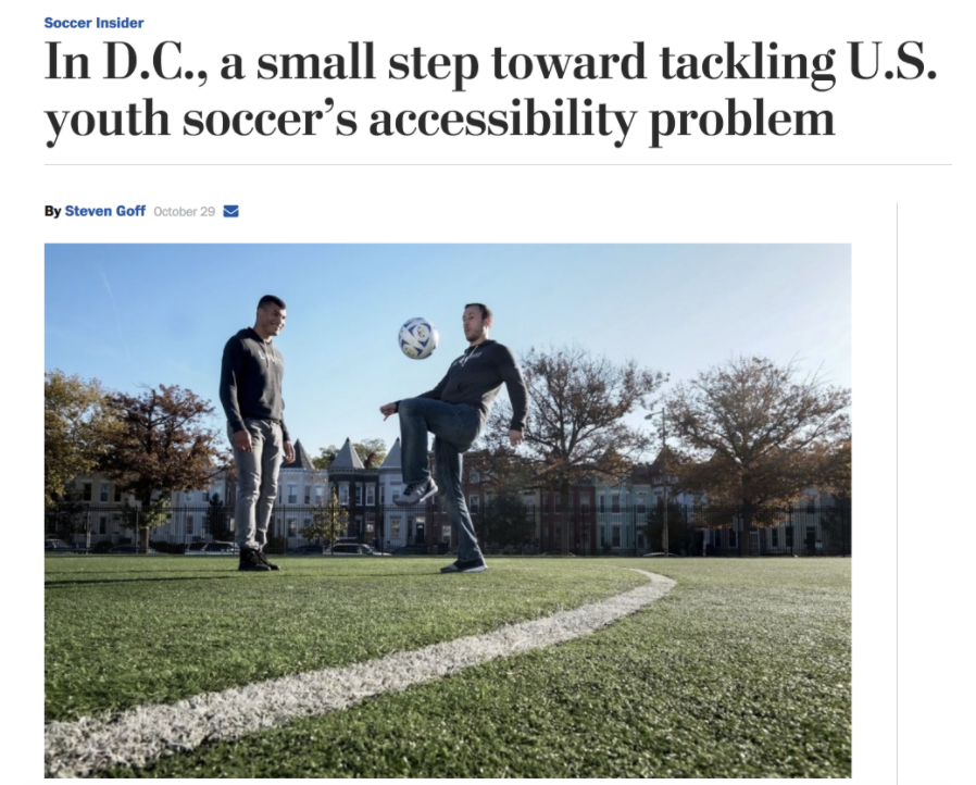 Open Goal Project Washington Post