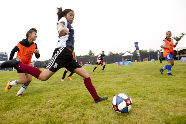Chevron Soccer Academy by Open Goal Project