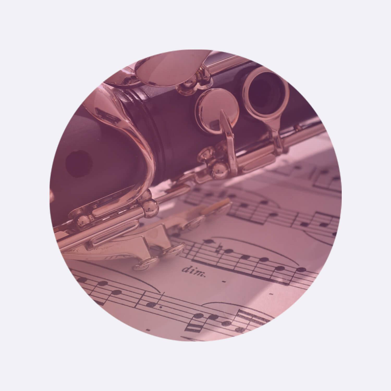 muziek op maat zuidhorn klarinet lessen