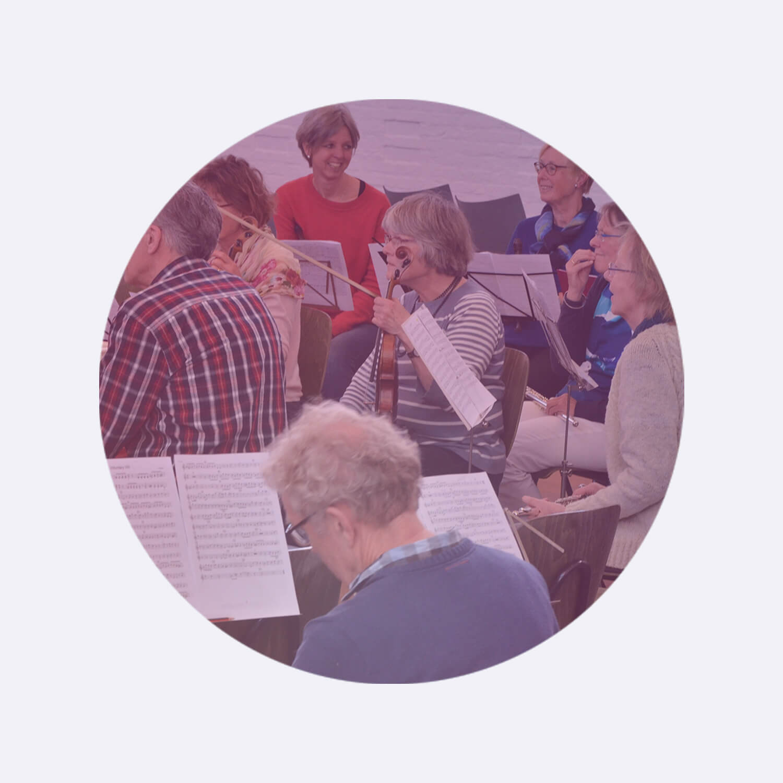 muziek op maat zuidhorn emsemble musiceren