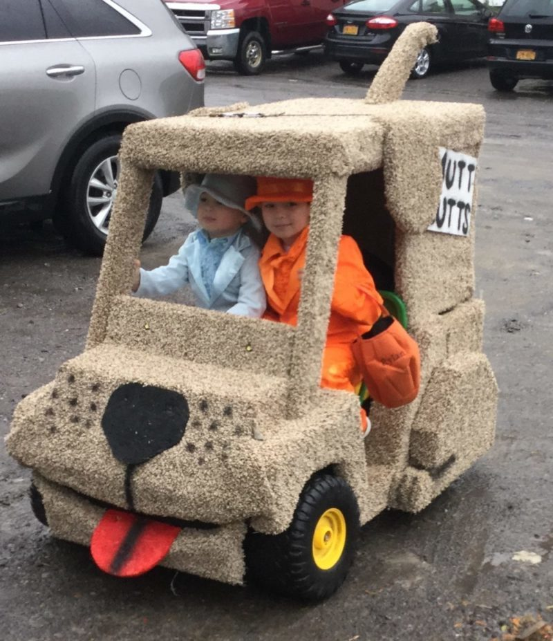 2018 Spooktacular First Place Winners Kids - Images courtesy of Phil Hilden