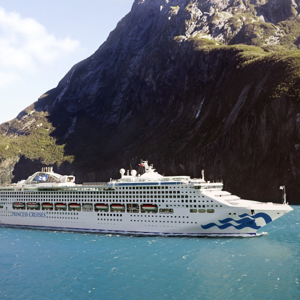 DISCOVERY AT SEA -