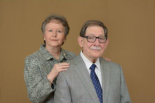 David & Phyllis Sain