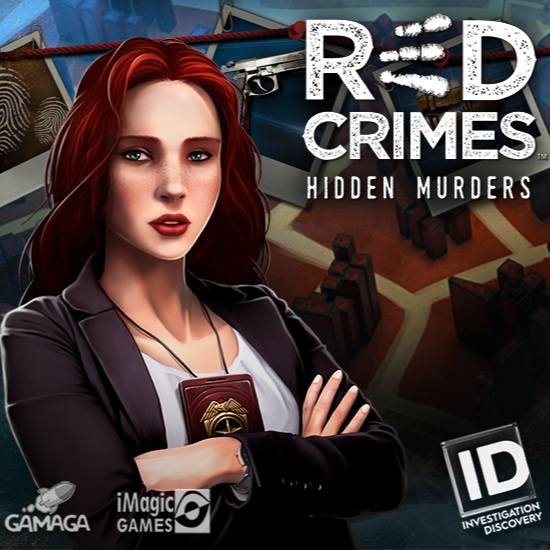 RED CRIMES: HIDDEN MURDERS - Take control of Rouxville's police department and build a team of dedicated CSI professionals in this fascinating hidden object game, filled with real forensic scientist experiments. Analyze clues, build your criminal case, follow new leads and bring the villains to justice.