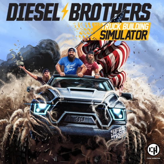 DIESEL BROTHERS: THE GAME - Meet your friends in the World of Diesel! Grab some of the biggest four-wheelers. Trick these trucks, flip them for a profit or give them away! This Can Go Hard Or This Can Go Diesel.