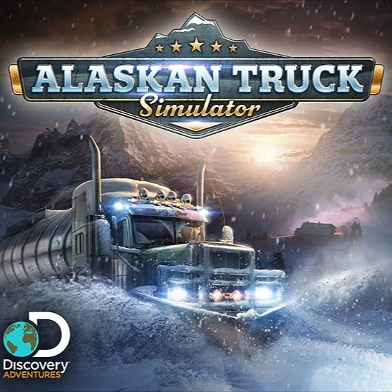 ALASKAN TRUCK SIMULATOR - Get behind the wheels of huge machines and into the boots of the Alaskan truckers. Challenge, and be challenged, by one of the most harsh and dangerous environments. See if you can survive long enough to fully experience the raw beauty and wilderness of Alaska.
