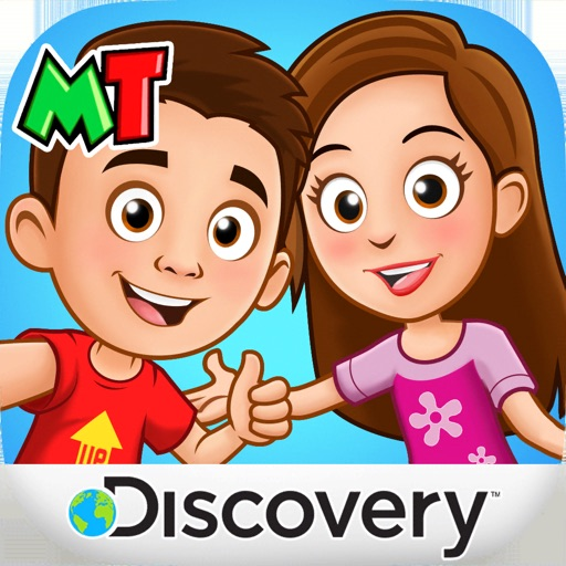 MY TOWN: DISCOVERY - My Town Discovery is the new game where you get your own town to play out stories in. It is not just a collection of games, it is a real town that you can customize. Most importantly this town is will keep growing with new locations, weekly clothing store updates and so much more.