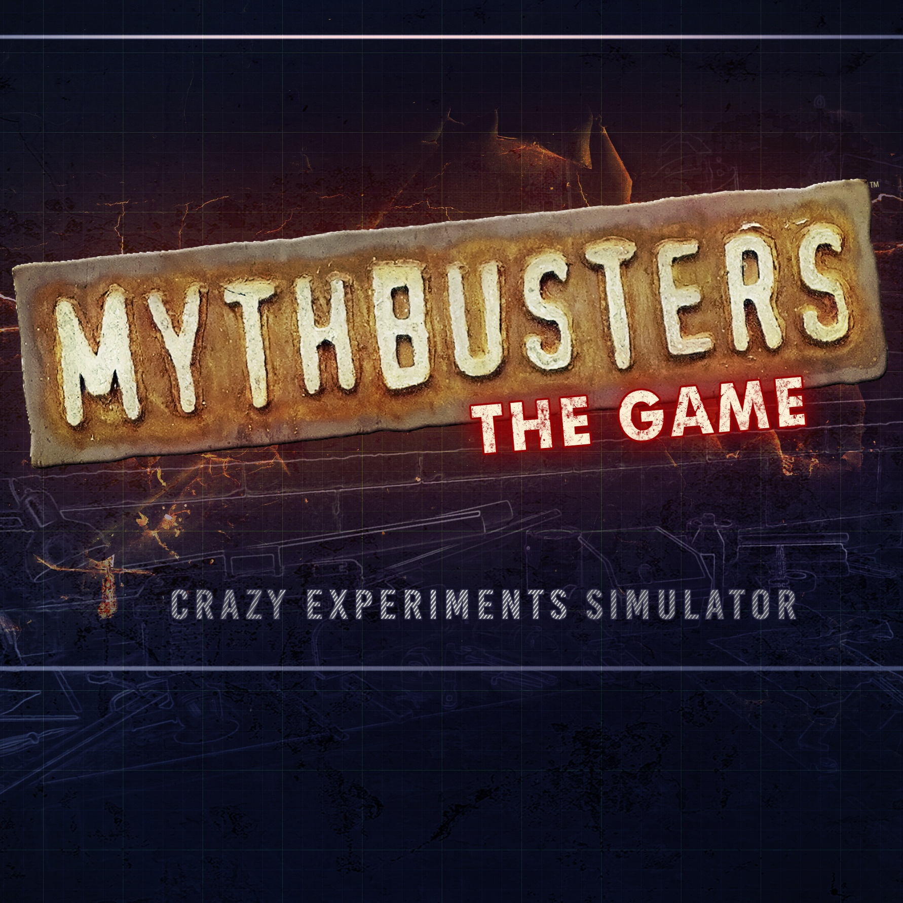 MYTHBUSTERS: THE GAME - Let yourself feel the scientific madness! Use the simplest items or complex machines. Plan your myths in the workshop and then move to the testing ground where you can check the validity of your thesis. Experience the amazing effects of your hard work and interesting ideas.