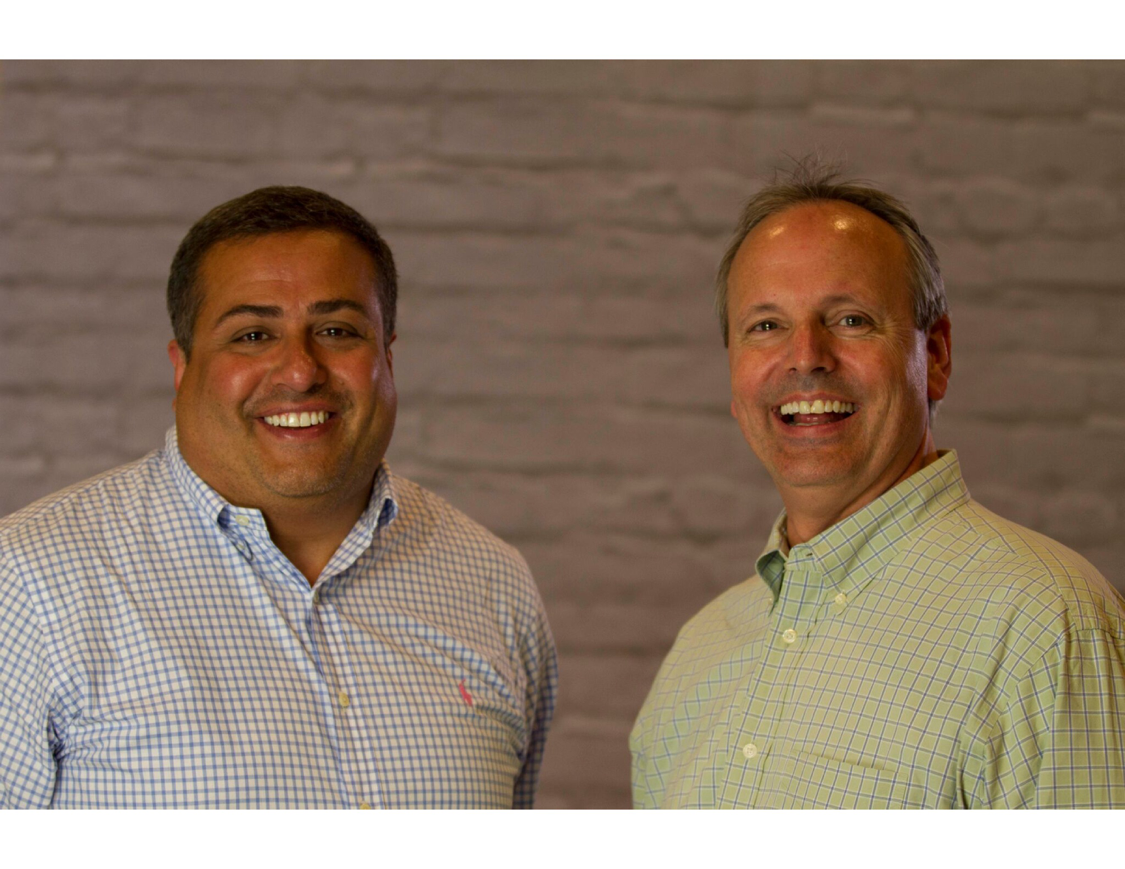 IC Precheck Co-founders Ken Hernandez and Michael Matherly
