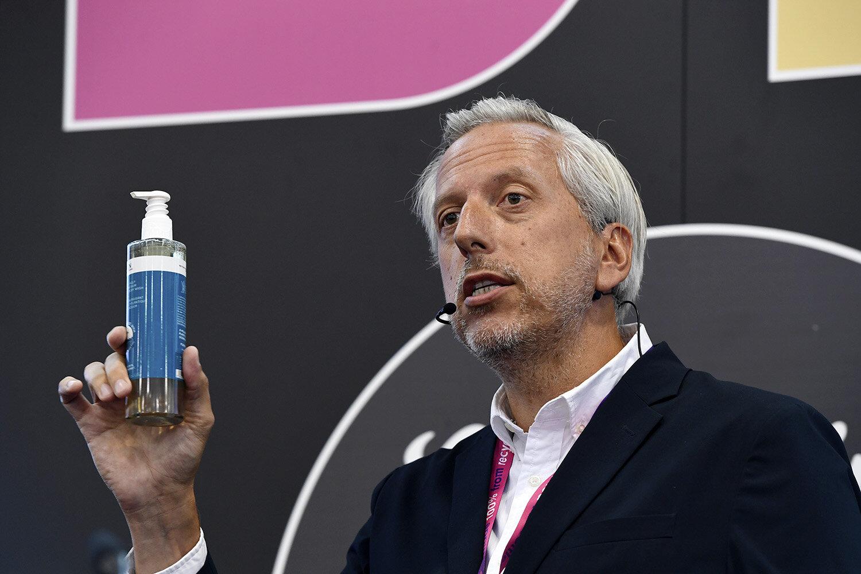Arnaud Meyselle, CEO, REN Clean Skincare
