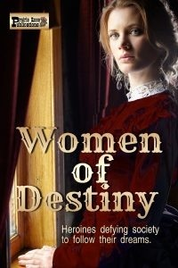 I'm delighted that my first novel, Courting Anna, will be part of the Prairie Rose Publications Women of Destiny line. -