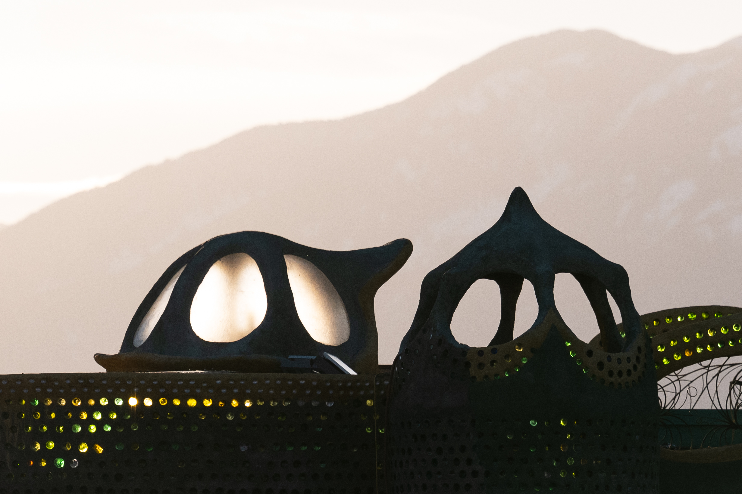 taos earthships - This off-grid community of curious dwellings, aka the Earthship, outside Taos, New Mexico draws travel lovers, investors, and environmentalists from around the world.