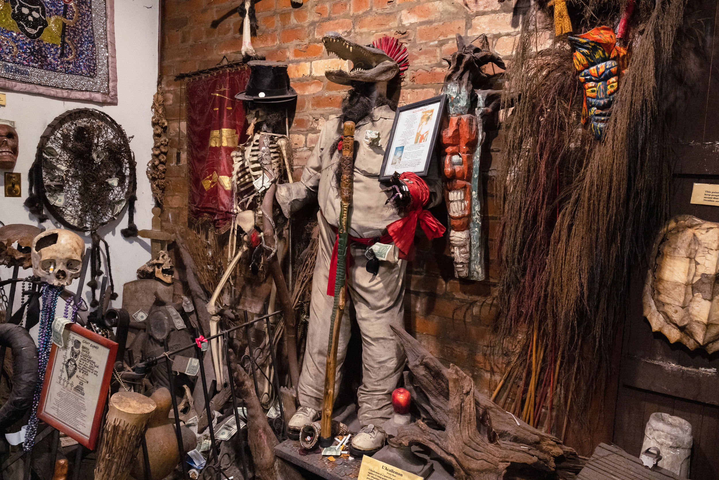 curious nola - Explore one of New Orlean's most curious identities as Voodoo capital of the United States.