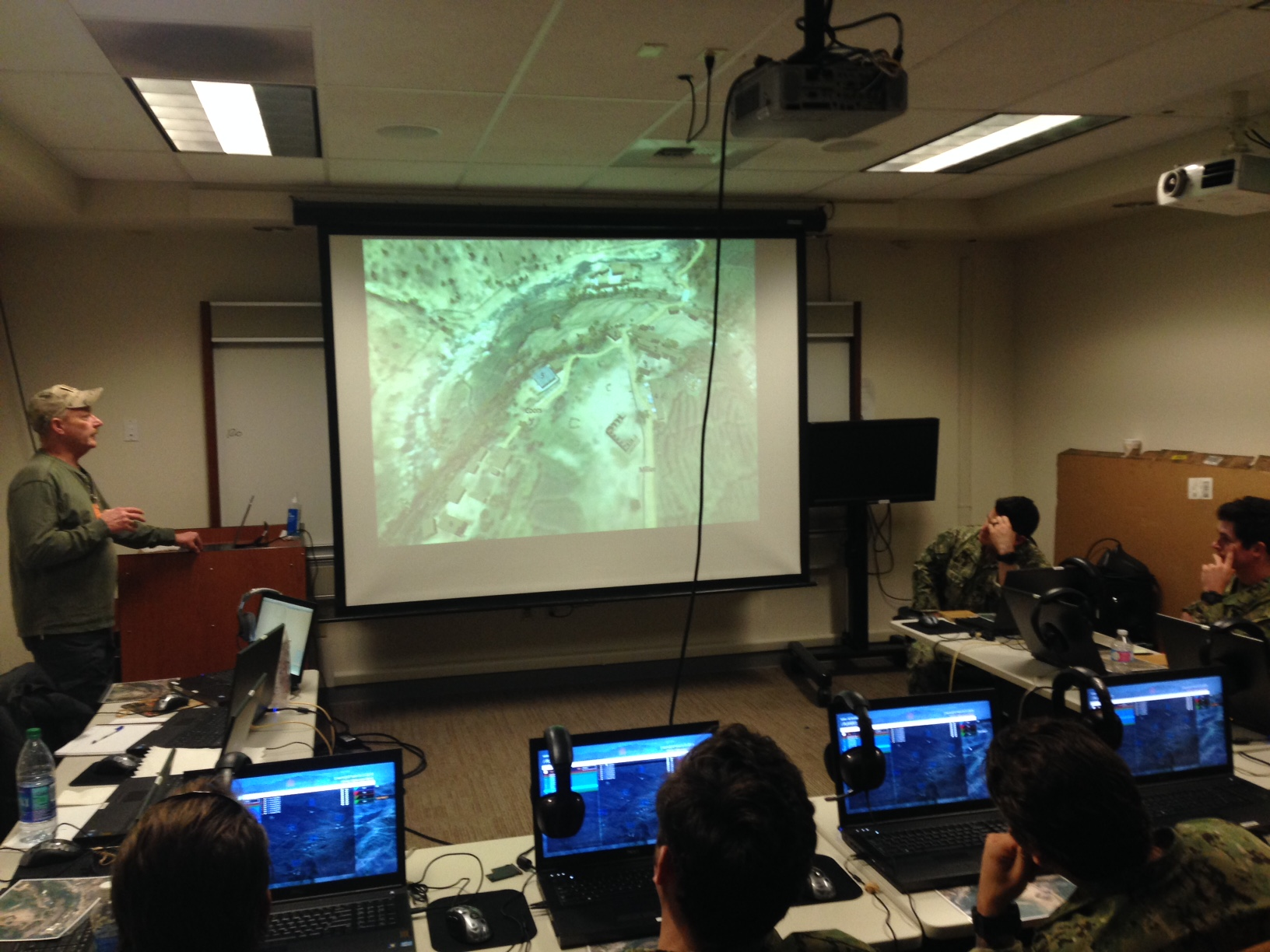 Proven track record - VATC has provided VCAS training to 25 partner nations and to over 8,000 individual students. This program, virtual close air support training, has resulted in $32 million of total deferred costs, versus live training.