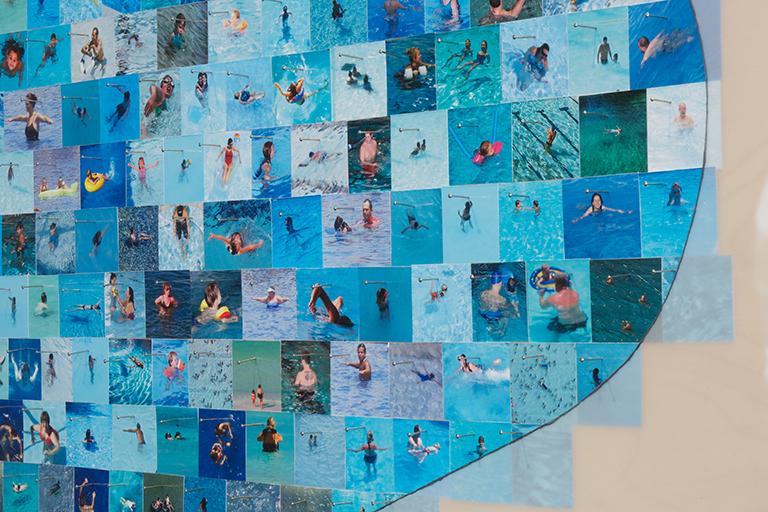 Swimming Pools, 2012 (detail)