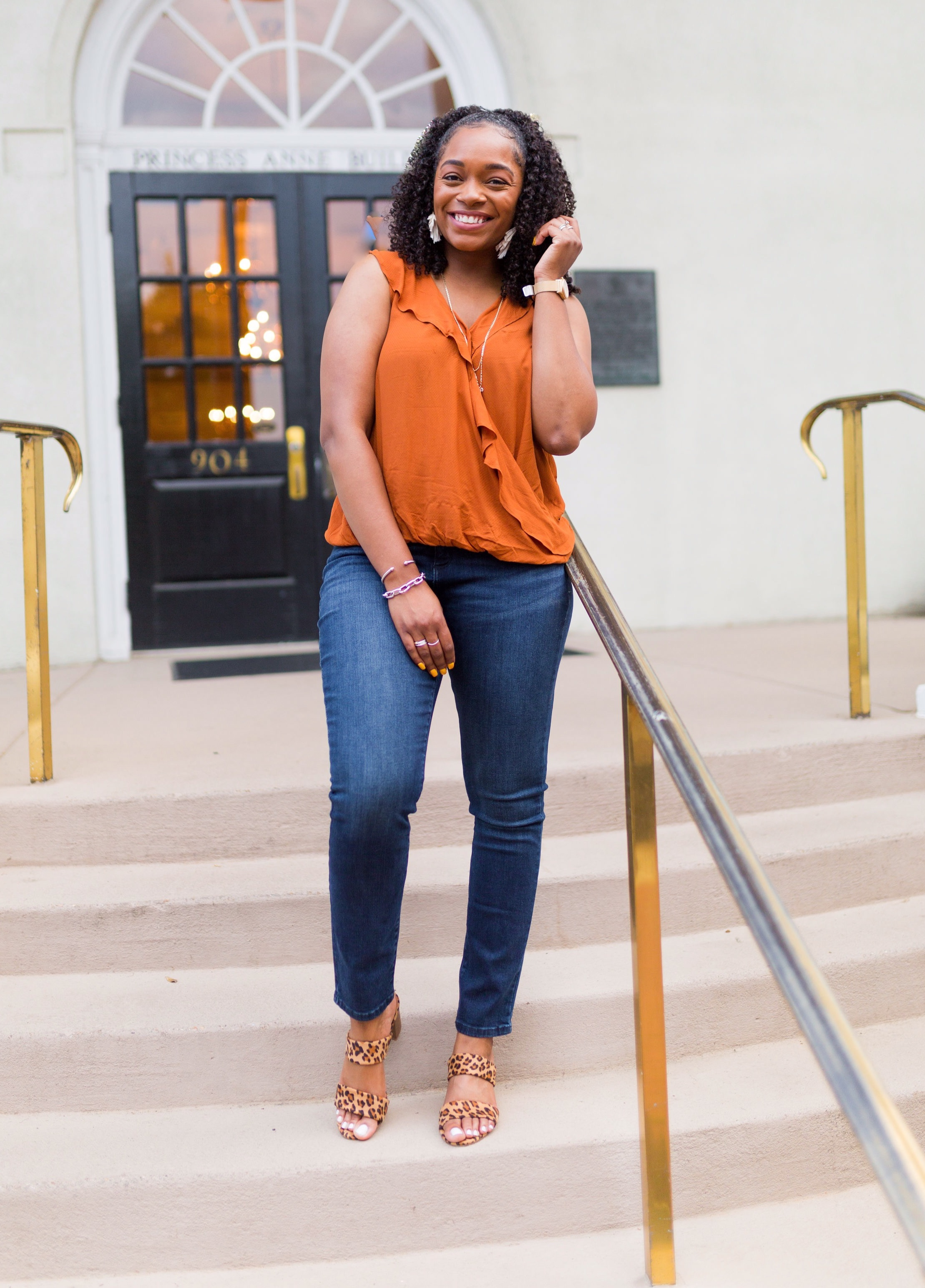 """Meet the Founder - Hi! I'm Taneshia, the founder of Undefined Grace! If we've ever met in real life, then you know all things related to pursuing passion, purpose and faith is my """"thing."""" My Moto? """"Work hard, pray harder."""" We live in a world where society has attempted to replace prayer with the """"hustle non stop"""" movement, so I created this brand for the everyday girl like me who wants to find balance between the two. We've all heard it before, """"Faith without works is dead."""" (James 2:26) so my personal mission, is take this from an overlooked scripture to fearless lifestyle."""
